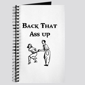 back that ass up Journal