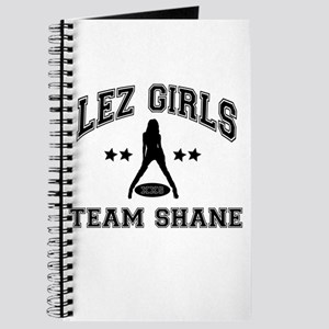 Riyah-Li Designs Lez Girls Team Shane Journal