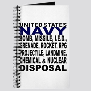Navy Disposal Journal