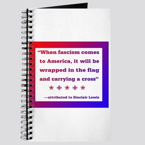 When fascism comes to America Journal