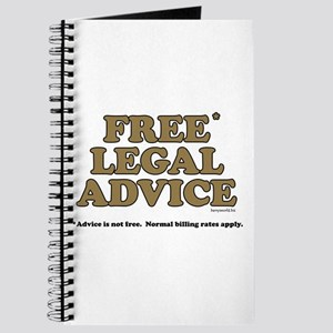 Free Legal Advice (2) Journal