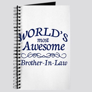 Brother-In-Law Journal