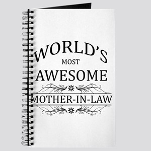 World's Most Awesome Mother-in-Law Journal