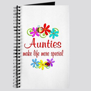 Special Auntie Journal