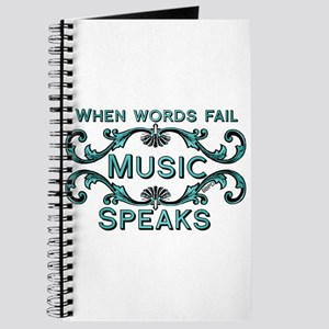 Music Speaks Journal