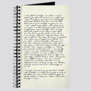 Jane Austen Persuasion Letter Journal