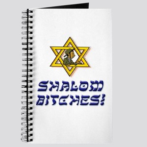 Shalom Bitches! Journal