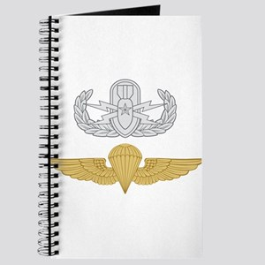 Senior EOD Parachutist Journal