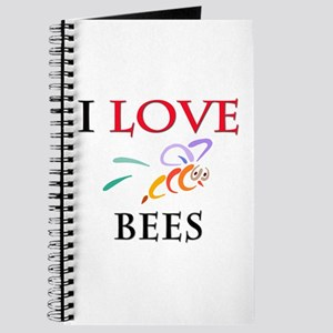 I Love Bees Journal
