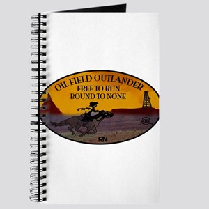 oilfield outlander Journal