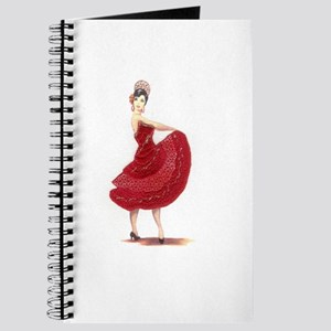 flamenco dancer Journal