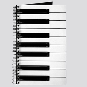 Piano Keys Journal