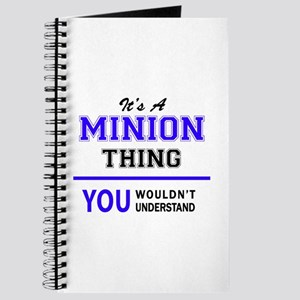 It's MINION thing, you wouldn't understand Journal