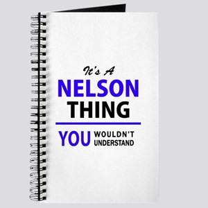 It's NELSON thing, you wouldn't understand Journal