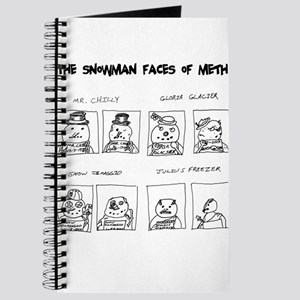 Snowman Meth Makeover Journal