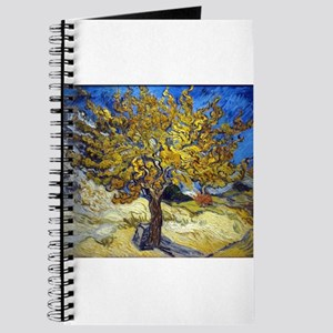 Van Gogh Mulberry Tree Journal