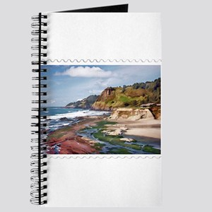 Gorgeous Coast of Oregon Stamp Journal
