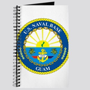 U.S. Navy Base Guam Journal