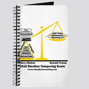 Actual Election Tampering Journal