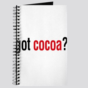 got cocoa? Journal
