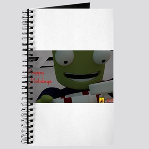 Kerbal Christmas Journal