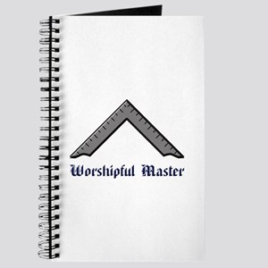 Worshipful Master Journal