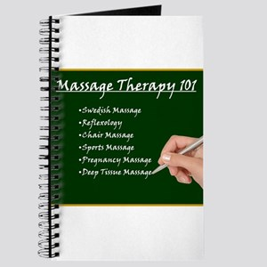 Massage Therapy 101 Journal