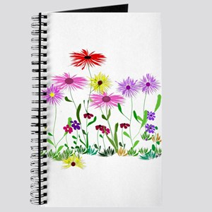 Flower Bunches Journal