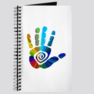 Massage Hand Journal