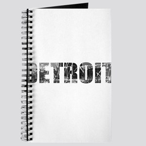 Detroit Skyline Journal
