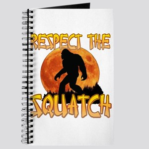Respect the Squatch Journal