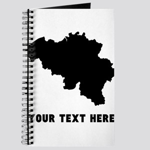 Belgium Silhouette (Custom) Journal
