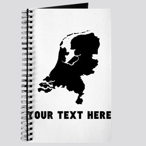 Netherlands Silhouette (Custom) Journal