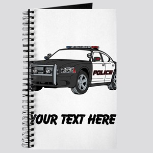 Police Car (Custom) Journal
