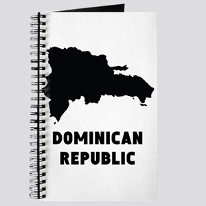 Dominican Republic Silhouette Journal