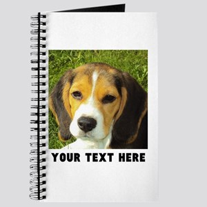 Dog Photo Personalized Journal