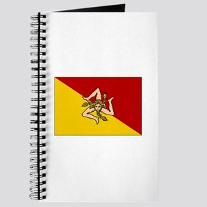 Sicily - Sicilian Flag Journal