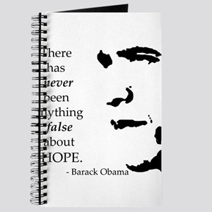 Obama is Hope Journal