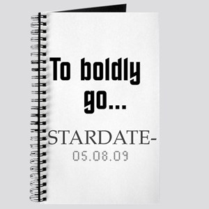 To boldly go... Journal