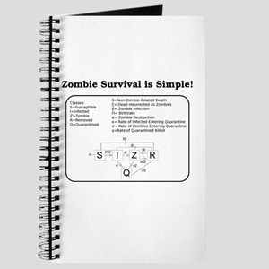 """Zombie Mathematical Model"" Journal"