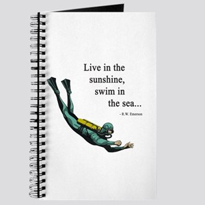 Sea Scuba Diver Journal