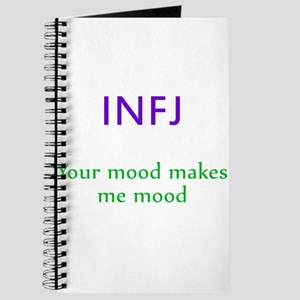 INFJ Moods Journal