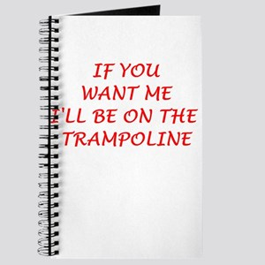 trampoline Journal