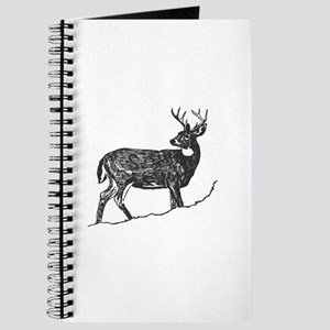 White Tailed Deer Trophy Buck Journal