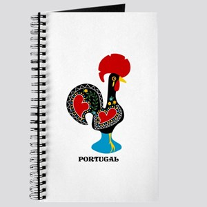Portuguese Rooster of Luck Journal
