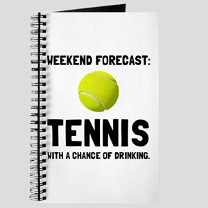 Weekend Forecast Tennis Journal