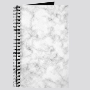 Marble Pattern Journal