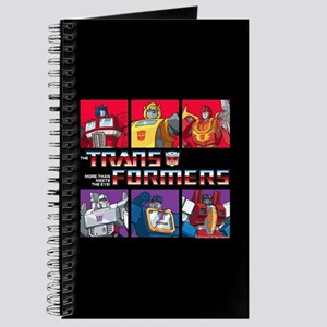 Transformers Autobots Decepticons Journal