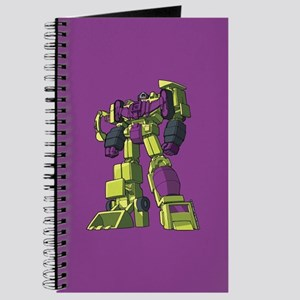 Transformers Devastator Journal