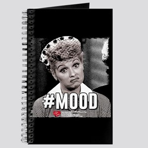 I Love Lucy #Mood Journal
